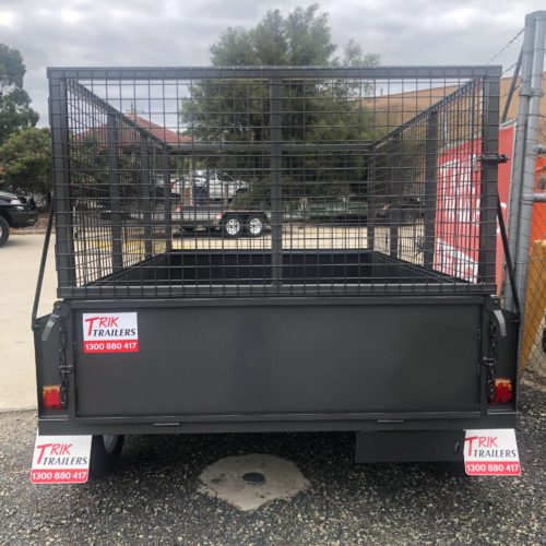 strong trailer cage