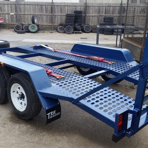 2.8T GVM HIRE CAR TRAILER, 1800 KG PAYLOAD