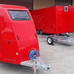 Dog Trailer Chassis